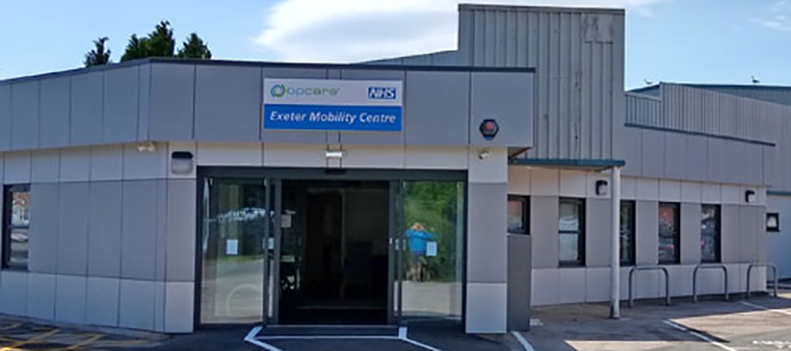 Exeter Mobility Centre image